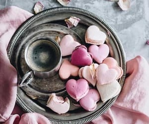 coffee, heart, and love image