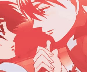 anime, gif, and haruhi fujioka image