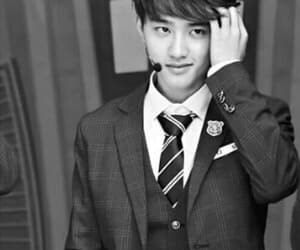 exo, k-pop, and d.o image