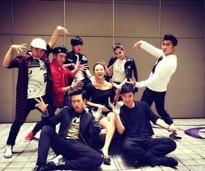 boys, funny, and zheng kai image
