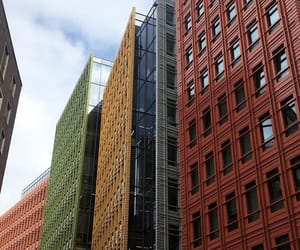 architectural design, building, and buildings image