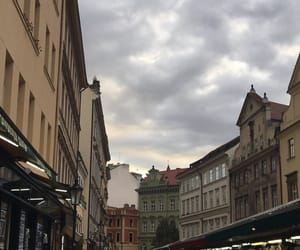 buildings, land, and czech image