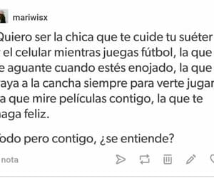 frases, te quiero, and español image