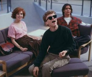 The Breakfast Club, 80s, and grunge image
