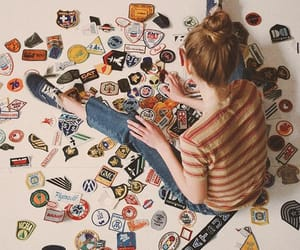 80s, 90s, and stickers image