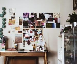design, desk, and indie image
