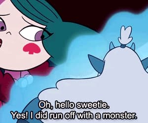 gif, monster, and svtfoe image