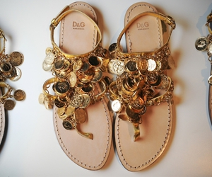 D&G, shoes, and sandals image
