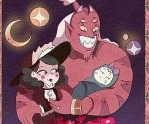 familia, meteora, and eclipsa queen of darkness image