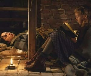 films, movie, and the book thief image