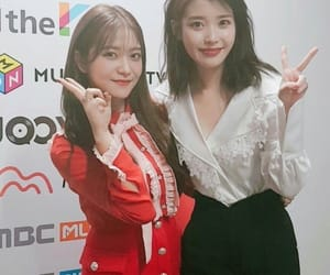 red velvet and iu image