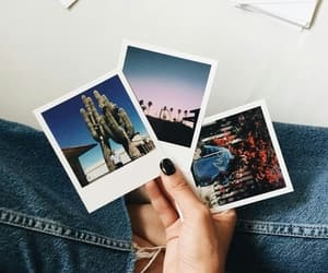 polaroid, tumblr, and photography image
