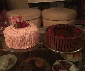 16, birthday, and cake image