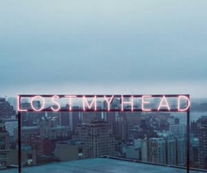 lost and lost my head image