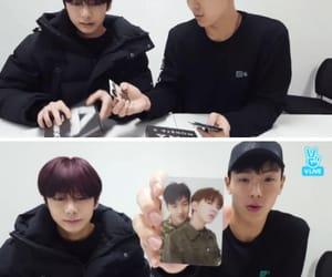 ship, hyungwon, and kihyun image