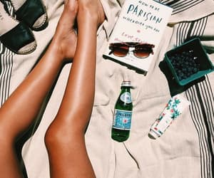 beach, summer, and must haves image
