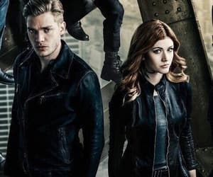 freeform, jace wayland, and clary fray image
