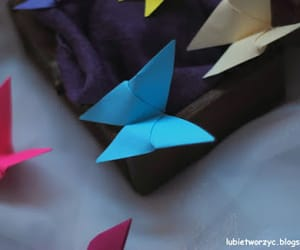 diy, origami, and youtube image
