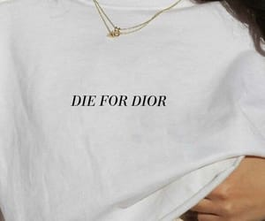 dior, aesthetic, and fashion image