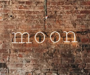moon and neon image