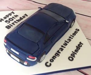 aston, cake, and car image