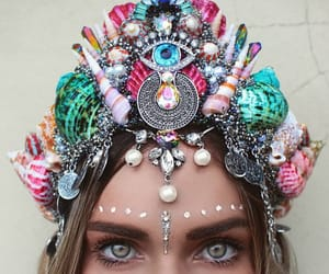 eyes, fashion, and girl image