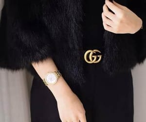 beautiful, black, and gucci image