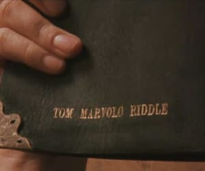 harry potter and tom marvolo riddle image
