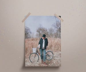 bike, leader, and wallpaper image