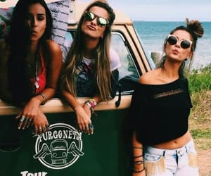 beauty, bestfriends, and girls image