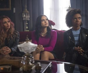 riverdale, veronica lodge, and vanessa morgan image
