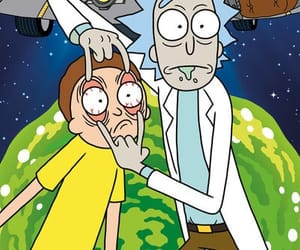 show and rick and morty image