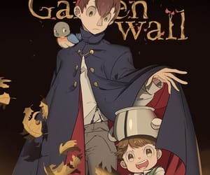cartoon, network, and over the garden wall image