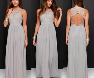 bridesmaid dress image