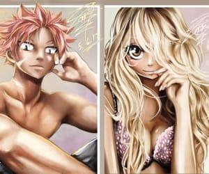 anime, girl, and Lucy image