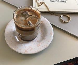 chocolate, coffe, and coffee image