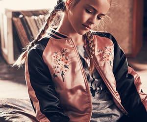 beauty, braided, and girls image