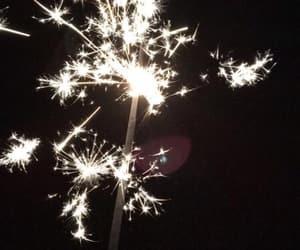 fireworks, light, and wallpaper image