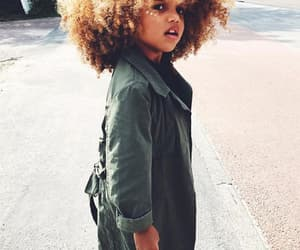 baby, hair, and love image