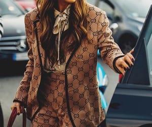 fashion, suit, and gucci suit image