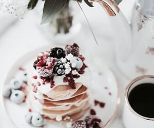 breakfast, healthy, and inspiration image