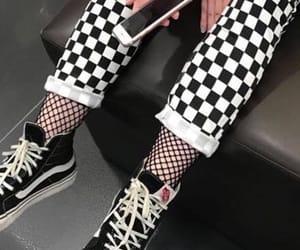 grunge, fashion, and goth image