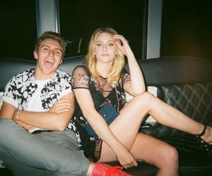 lili reinhart, riverdale, and hart denton image