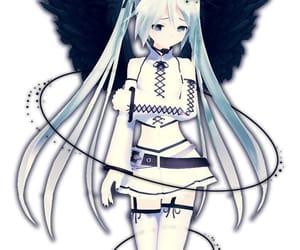 anime girl, hatsune miku, and miku hatsune image