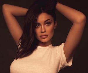beauty, kylie jenner, and makeup image