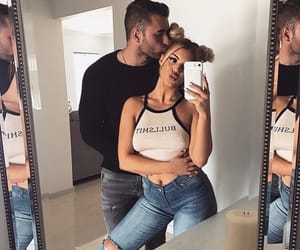 couple relationship, love inspo, and love goals image