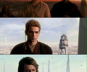 Anakin Skywalker, star wars, and cute image