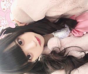 黒髪, ツインテール, and やむちゃん image