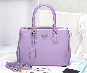 bag, fashion, and fashionable image