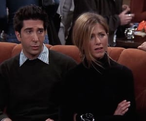 90s, couple, and David Schwimmer image